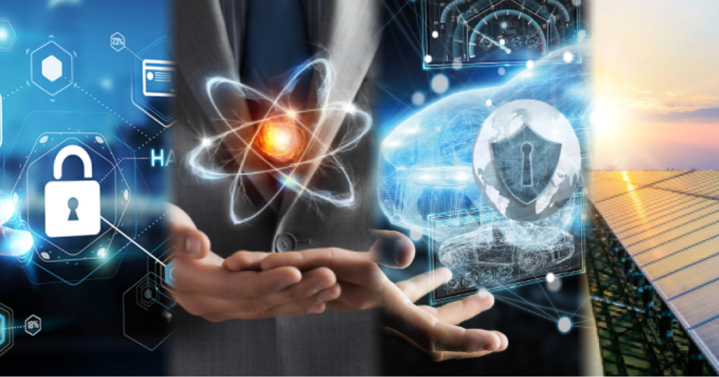 digital security smart cities automotive cyber nuclear